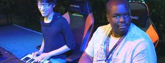 Dragon Ball FighterZ: Dieser Profi spielt auf einem Klavier
