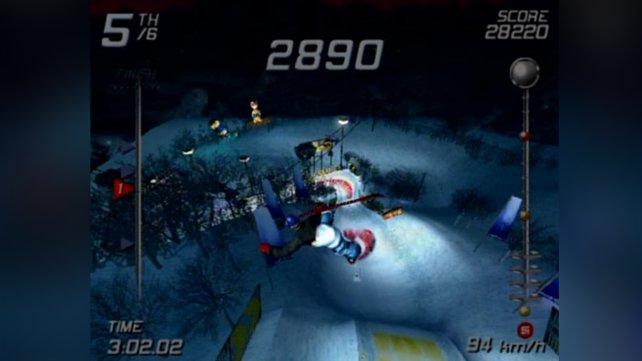 Die SSX-Reihe begann im Jahr 2000 mit SSX auf der PlayStation 2.