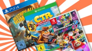 Mario Kart 8, Destroy All Humans und mehr