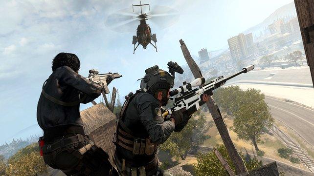 Ein gezielter Schuss: Ein Spieler hat in Call of Duty: Warzone einen neuen Rekord aufgestellt.