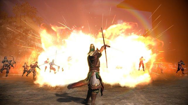 Mit den technischen Hürden einer PS2 muss sich heute kein Entwickler mehr auseinandersetzen. Das zeigt ein kurzer Vorgeschmack auf Dynasty Warriors 9.