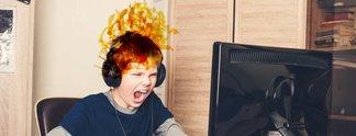 Kolumnen: Ist Hassen die zweitliebste Beschäftigung des Gamers?