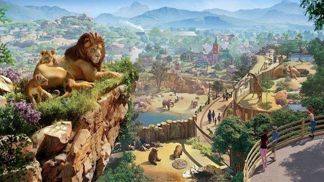 Planet Zoo ist ausschließlich für PC erhältlich.
