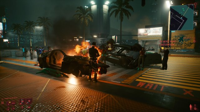 Cyberpunk 2077: Das Chaos rund um die Konsolenversionen nimmt kein Ende.