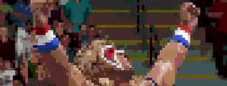 Panorama: WWE 2K18: Grafikfilter für alle Nostalgiker an Bord