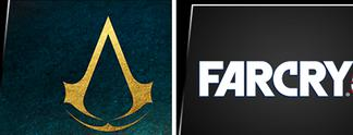 Ubisoft: Neues Assassin's Creed, Far Cry und The Crew