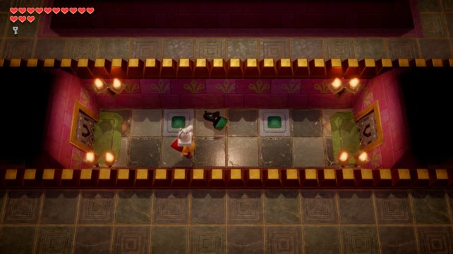 links awakening maskentempel