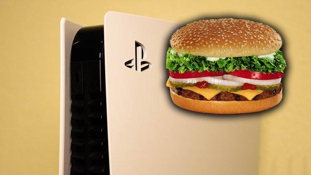 Burger King macht PS5-Fans jetzt sehr glücklich.