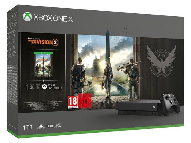 Gerade im Bundle: Xbox One X und ein post-apokalyptisches Abenteuer, um die Konsole sofort einweihen zu können.