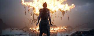 Hellblade - Senua's Sacrifice: Spendenaktion und neuer Trailer mit Nachrichten von Spielern