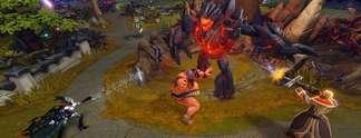 Vorschauen: Arena of Fate: Sportliche Kämpfe mit illustren Figuren