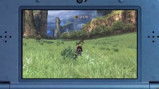 Xenoblade Chronicles - 3DS Ankündigung