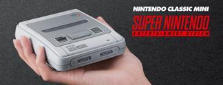 Gewinnspiel: Holt euch eines von drei Nintendo Classic Mini SNES - **UPDATE 17.10.: Die Gewinner stehen fest**