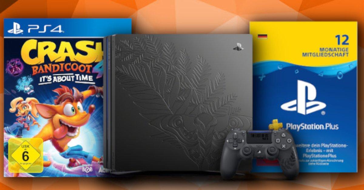Top-Deals für die PS4: Konsolen, Spiele und Zubehör im Angebot