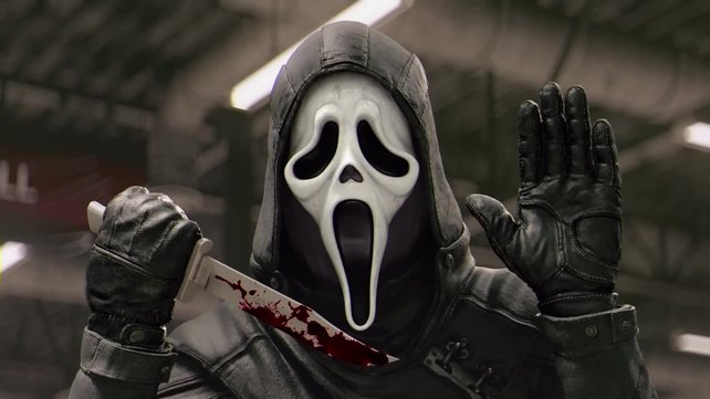 Ghost Face knipst nach einem Mord gerne ein Bild von sich und seinem Opfer.