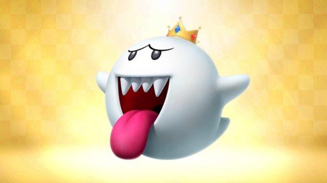 Kaum zu übersehen: König Buu Huu hat eine hängende Zunge.