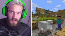 YouTuber zockt Minecraft, um den Abo-Krieg zu gewinnen
