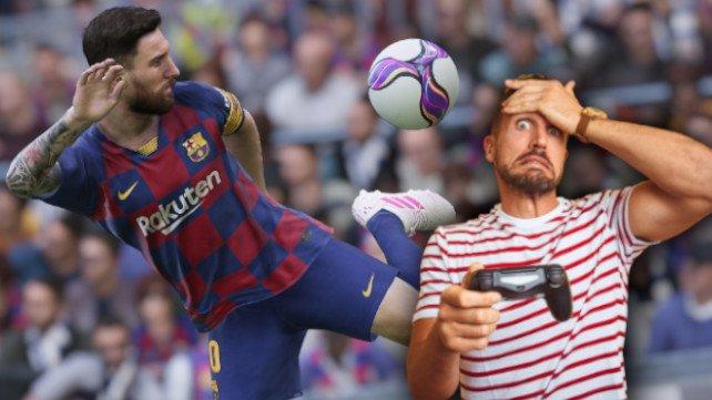 Pro Evolution Soccer 2022 wird zu eFootball. (Bildquelle: AaronAmat, Getty Images)