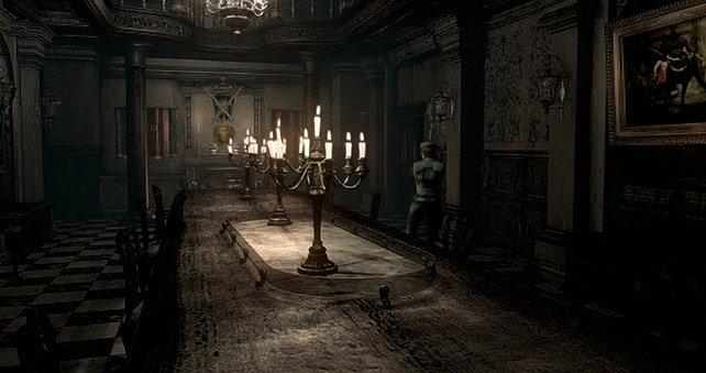 Das Herrenhaus ist einer der berühmtesten Umgebungen aus Videospielen.