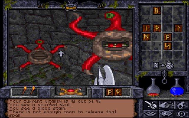 Ultima Underworld 2: Jetzt ebenfalls im Browser spielbar.