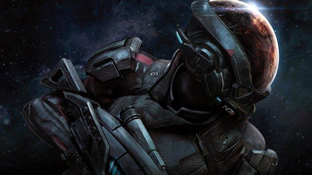 Auch das kontroverse, aber gleichzeitig unterschätzte Mass Effect: Andromeda gibt es gerade viel günstiger.