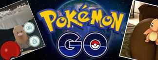 Nacktbilder mit Pokémon Go sind jetzt wohl ein Trend