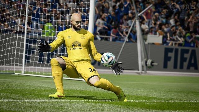 Wer sich in Fifa 15 nicht sicher ist, ob ein neuer Spieler in seine FUT passt, kann ihn jetzt einfach in ein paar Spielen testen.