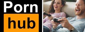 Pornhub: Über diese Gaming-Plattformen wurde am meisten geschaut