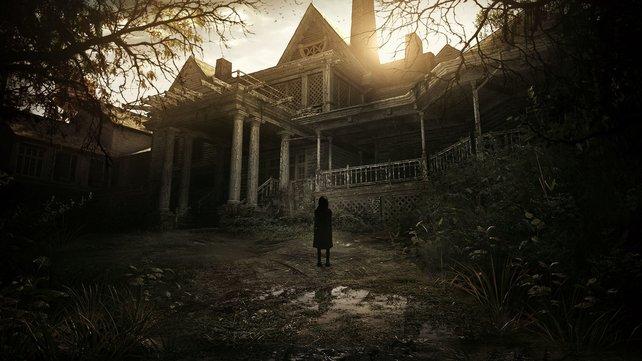 Das Baker-Anwesen aus Resident Evil 7 lädt euch zum Gruseln ein!