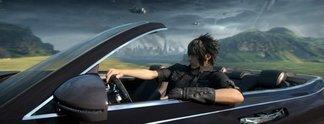 Final Fantasy 15: Neues Update lässt euch Noctis ersetzen