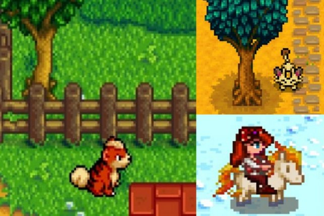 Pokémon in Stardew Valley? Mit der Pokédew-Valley-Mod kein Problem.