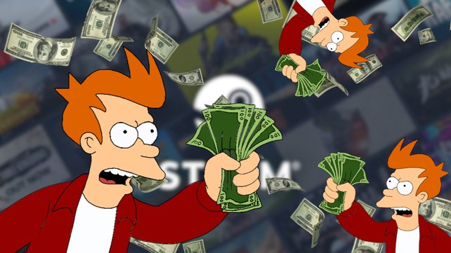 Der Steam Summer Sale 2021 geht an den Start! Hier erfahrt ihr das Datum und die besten Angebote. (Bild: 20th Century Fox / Futurama)