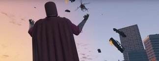 GTA 5: Mod lässt euch als Magneto spielen