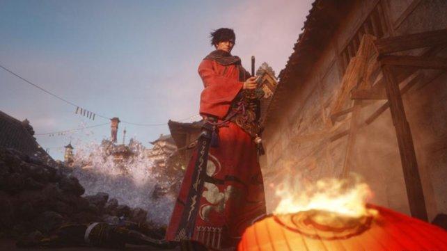 Alleine schon thematisch passt der Samurai wie angegossen ins Spiel.