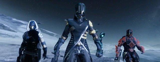Es sollen natürlich auch neue Rüstungsteile im kommenden DLC dabei sein.