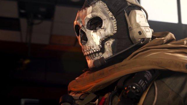 In Season 2 von CoD: Modern Warfare könnt ihr den Ghost-Operator spielen, welcher der berühmten CoD-Ikone nachempfunden ist.