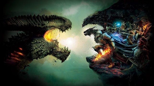 Zu den 38 Spielen gehört unter anderem auch Dragon Age 4.
