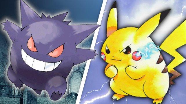 Geist oder doch Elektro? Wir verraten euch, welcher Pokémon-Typ zu euch passt.