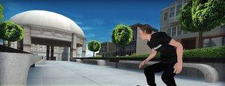 Nächste Woche erscheint ein neues Skateboard-Spiel