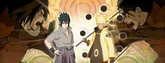 Naruto Shippuden - Ultimate Ninja Storm 4: Termin für Demo und neuer Trailer
