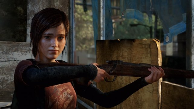 Es sind Momente, die viel aussagen. Das Remaster von The Last of Us hebt diese zusätzlich hervor.