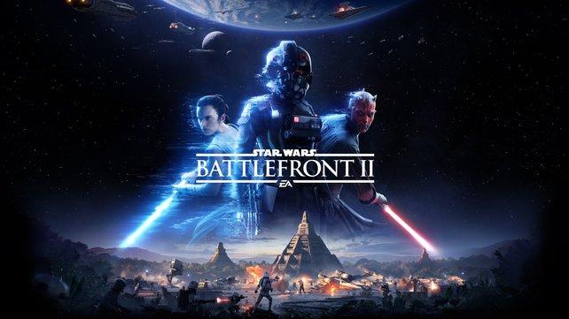 Star Wars Battlefront 2: Sinnbild für das Lootboxen-Desaster.