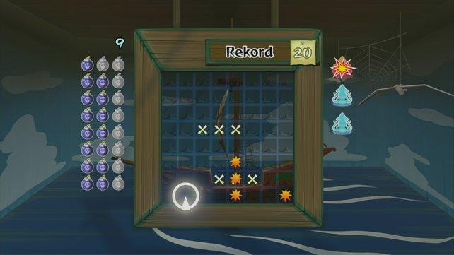 Bei diesem Spiel gibt es so einige nette Preise zu gewinnen.