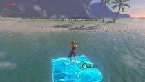 Spieler fängt Fische in Breath of the Wild mit einfachem Trick
