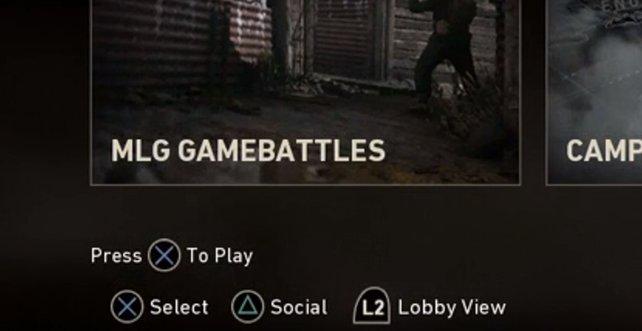 Wollt ihr CoD: WW2 im Splitscreen spielen, müsst ihr es mit dem zweiten Controller bestätigen.