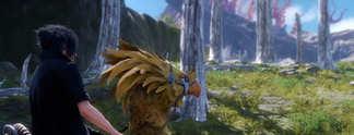 Final Fantasy 15: Grafikvergleich zwischen PS4, PS4 Pro und Xbox One