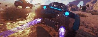 Arcade-Racer für PlayStation-Spieler am Wochenende gratis