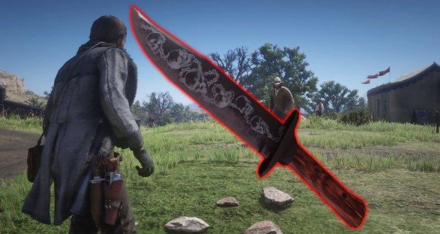 Messerkämpfe in Red Dead Online: Wenn die Community keine neuen Inhalte bekommt, erschafft sie eben selbst welche.