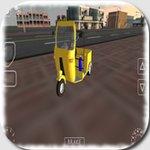 Rickshaw Driver Simulator