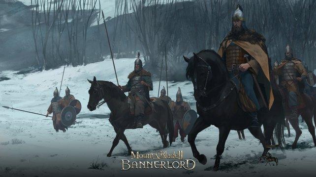 Mount & Blade 2: Bannerlord wurde am 30. März 2020 im Early Access veröffentlicht.